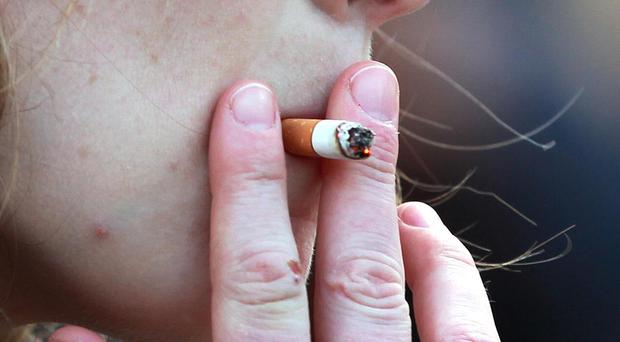Men who smoke are more prone to certain cancers than women