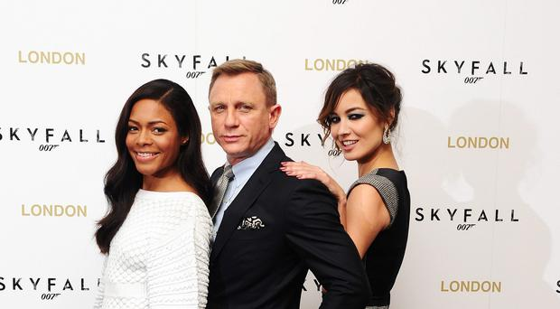 The new film follows its highly successful predecessor Skyfall