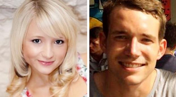 Two Burmese workers have been charged with the murders of Hannah Witheridge and David Miller