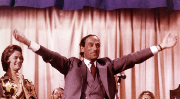Former Liberal Party leader Jeremy Thorpe, has died aged 85