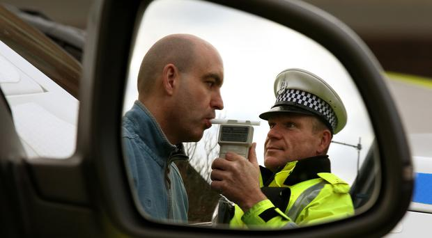 The drink-driving limit in Scotland has been lowered