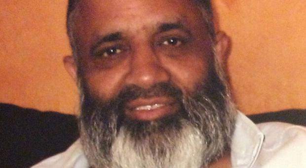 Mohammad Asghar is on death row in Pakistan (Aamer Anwar and Co/PA Wire)