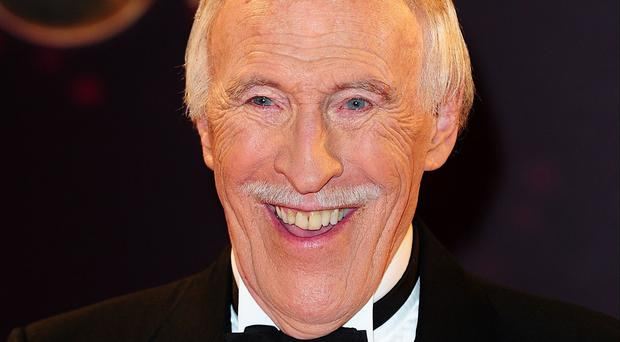Sir Bruce Forsyth retired before the latest run of Strictly Come Dancing