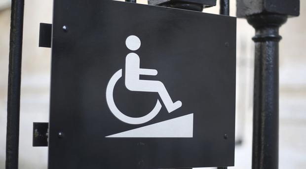 Many high street chains do not provide enough access for disabled people, a government-backed audit has found