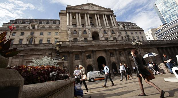 The Bank of England is warning that a sharp interest rate rise will see 660,000 families struggle to pay the mortgage