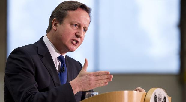 David Cameron will meet the Turkish prime minister and president on his visit to Ankara