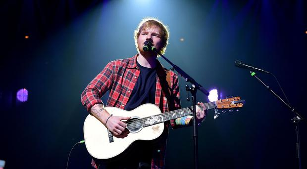 Ed Sheeran is among the nominees in the first ever BBC Music Awards