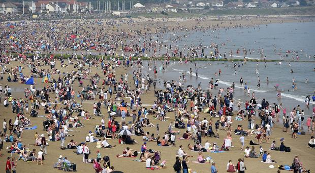 Global warming has increased the chances of extreme heatwaves from a one in 1,000 year event to around once in a century