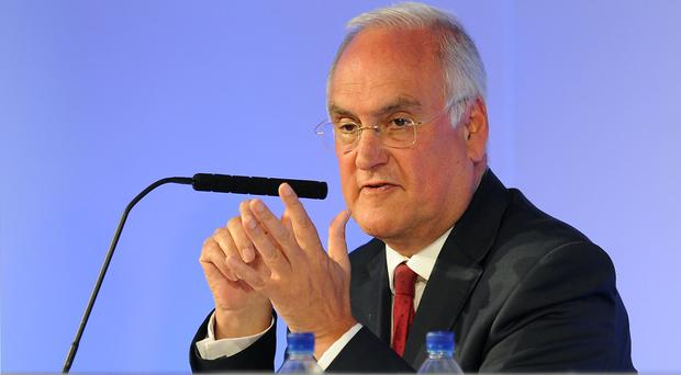 Ofsted chief Sir Michael Wilshaw will warn over standards of secondary schools