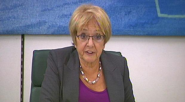 Margaret Hodge, chairman of the Commons Public Accounts, said the Government placed too much trust in contractors