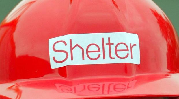 Shelter staff are protesting at cuts of up to £5,000 for frontline staff