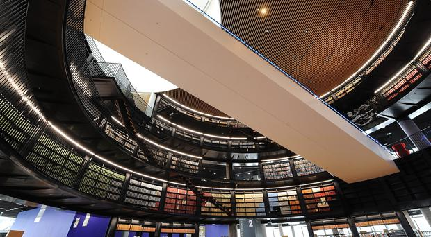 Opening hours are to be cut at the flagship Library of Birmingham