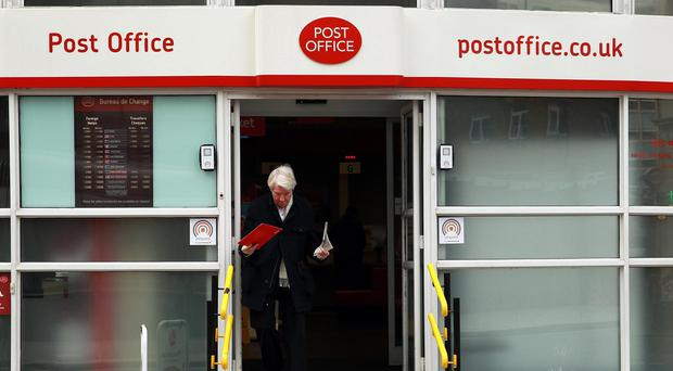 The Post Office is making its counters more accessible, following legal action by an actress