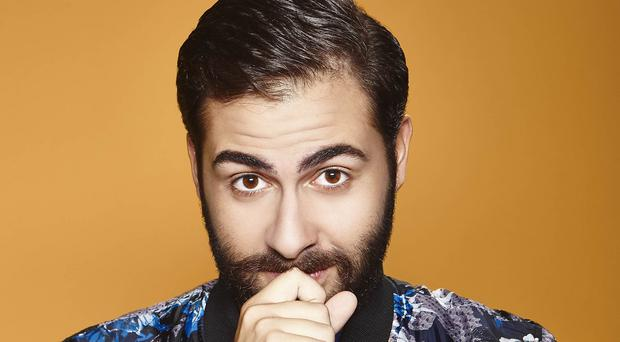 Andrea Faustini is out of the X Factor (Syco TV/PA)