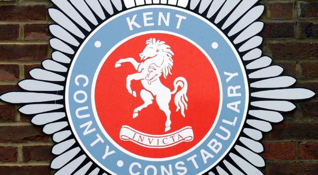 Kent Police are questioning a woman after an 'unexplained' death in Gillingham