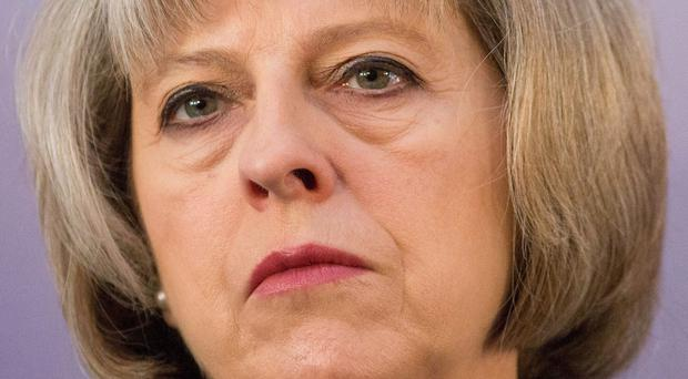 Theresa May is to appear before the Home Affairs Select Committee