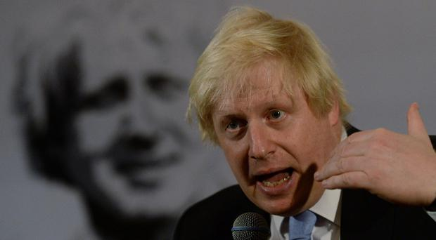 London Mayor Boris Johnson has called for a 'proper conversation' about how many people live in the UK and how far voters would be prepared to go to reduce the numbers