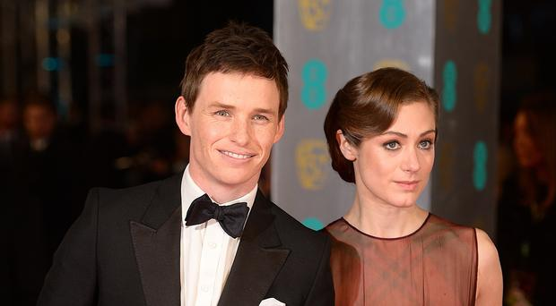 Eddie Redmayne and Hannah Bagshawe have got married