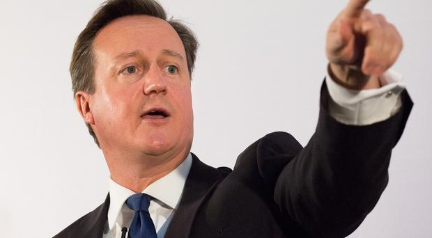 David Cameron says it should have been possible to