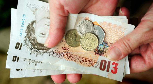 The brightest assessment of household finances came in the East Midlands