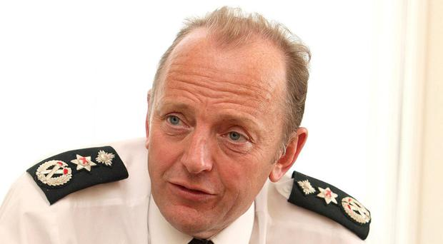 Sir Hugh Orde is stepping down as president of the Association of Chief Police Officers