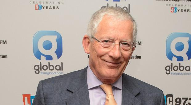 Nick Hewer said The Apprentice had opened up lots of opportunities for him