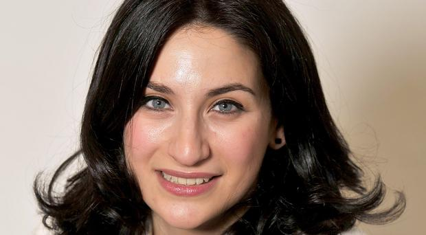 Labour MP Luciana Berger was a victim of online racist abuse