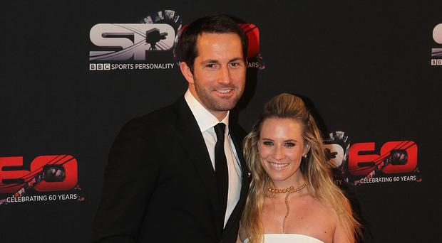 Sir Ben Ainslie and Georgie Thompson are getting married