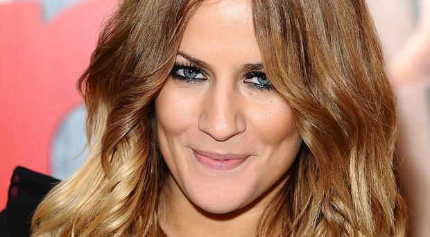 Caroline Flack is the bookies' favourite to take the Strictly glitterball trophy
