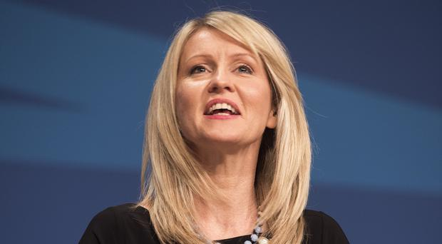 Employment Minister Esther McVey said the over-50s have a hugely valuable contribution to make to workforces