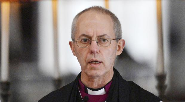 The Archbishop of Canterbury, the Most Rev Justin Welby, was interviewed by Kirsty Young on BBC Radio 4's Desert Island Discs