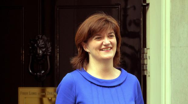 Education Secretary Nicky Morgan said she wants schools to be built as efficiently as possible