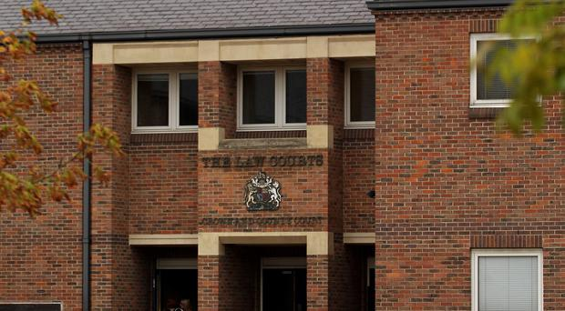 The disgraced officer pleaded guilty to the charges at Norwich Crown Court