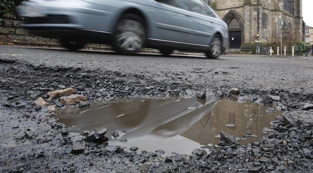 Repairs will take place between 2015 and 2021