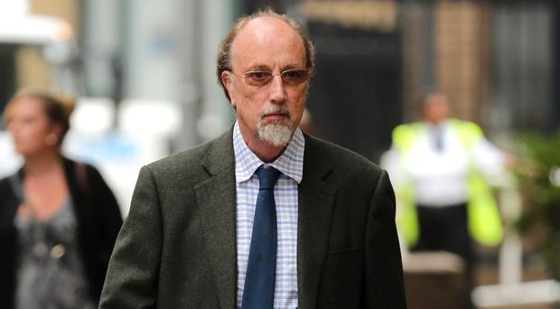 Charles Napier will be sentenced at Southwark Crown Court for hundreds of historic sex offences involving boys