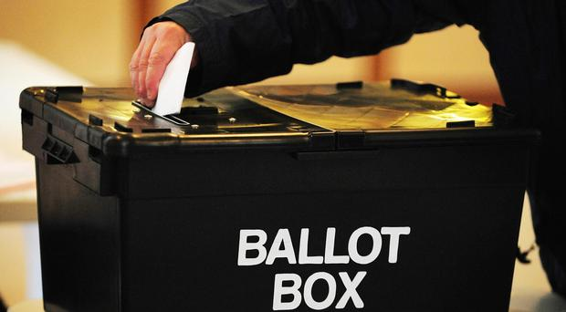 The Tories have not made the progress needed to secure an outright victory, the survey said