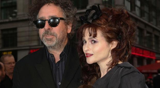 Tim Burton and Helena Bonham Carter separated amicably earlier this year, a spokeswoman confirmed
