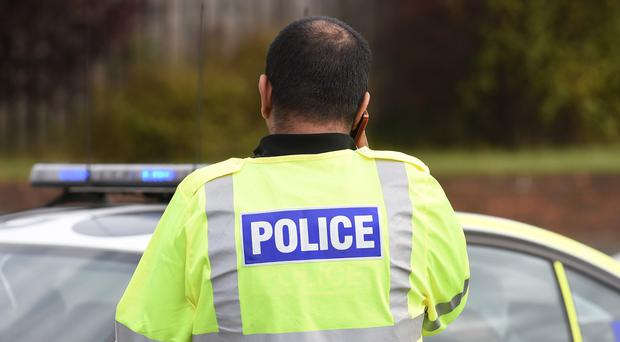 Police are investigating after an elderly couple were seriously injured during a suspected burglary at their Scunthorpe home