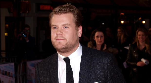 James Corden is to be made an OBE in the New Year Honours, according to reports
