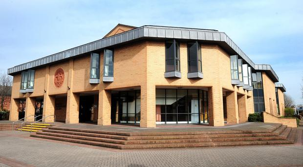 Stewart James Greene is due to appear at Lincoln Magistrates' Court