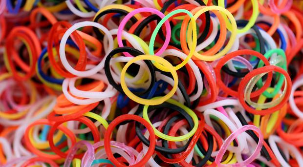 Loom bands have become a craze, with even the Duchess of Cambridge and pop star Harry Styles seen wearing them