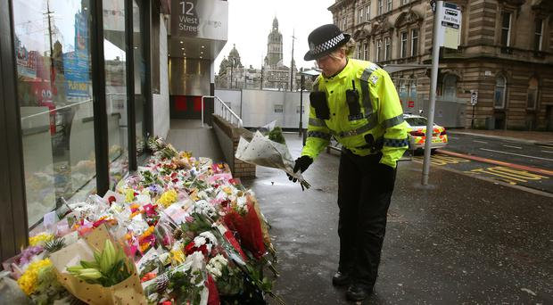 Six people were killed after a bin lorry ploughed into pedestrians in Glasgow city centre