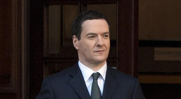 Chancellor George Osborne spent £43,000 in external legal fees fighting the cap on bankers' bonuses