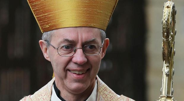 Archbishop of Canterbury, The Most Reverend Justin Welby, has been diagnosed with pneumonia