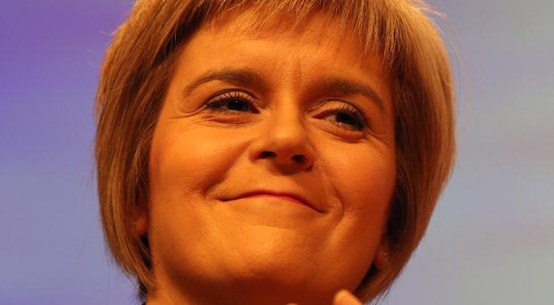 A Guardian/ICM online poll of 1,004 adults puts support for the Nationalists, led by Nicola Sturgeon, at 43%