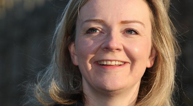 Liz Truss says improvements to infrastructure and growing numbers of entrepreneurs have made Britain outside towns and cities a hive of innovation