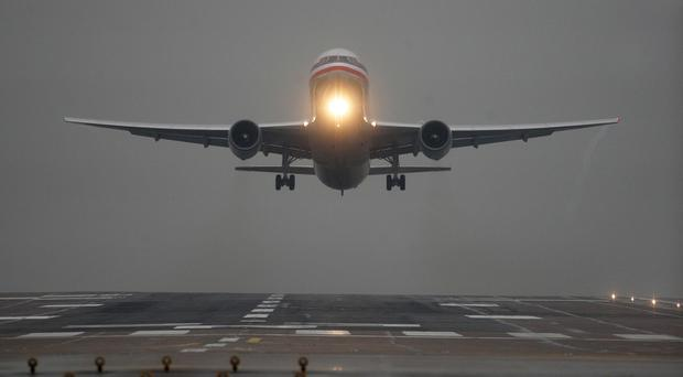 More than a fifth (23%) of people believe they have been made ill because of poor air quality onboard planes, according to a new study