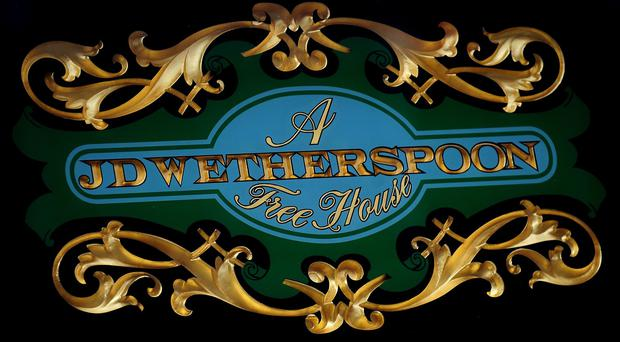 Pub chain JD Wetherspoon is to create 15,000 jobs over the next five years