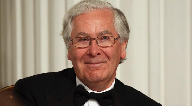 Former Bank of England governor Lord King said the global financial crisis was 'exciting and fascinating' to work on