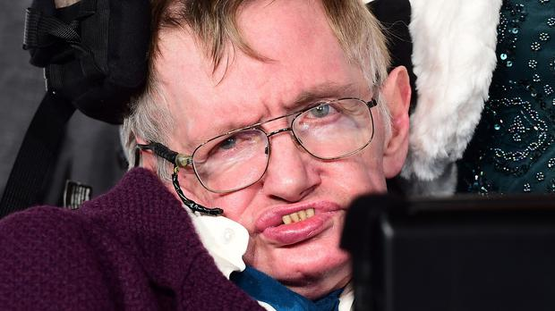 Stephen Hawking has previously called space travel